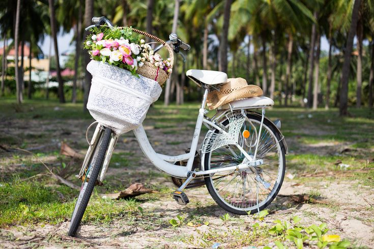 Свадебный велосипед | Валерия Панарина