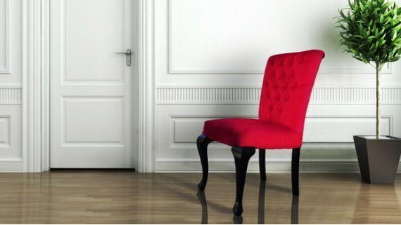 Krzesło pikowane Ralf III 108