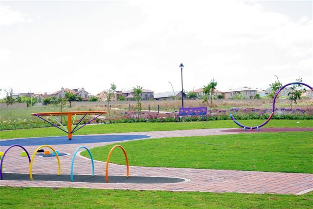 The Little Pickles Park is one of the many parks and open spaces available to residents and visitors of Midlands Estate to enjoy. For more information visit www.midrand-estates.co.za