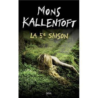 La 5eme saison Mons Kallentoft 20,41 CHECK