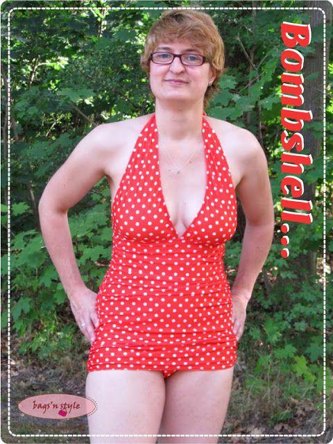 bombshell swimsuit