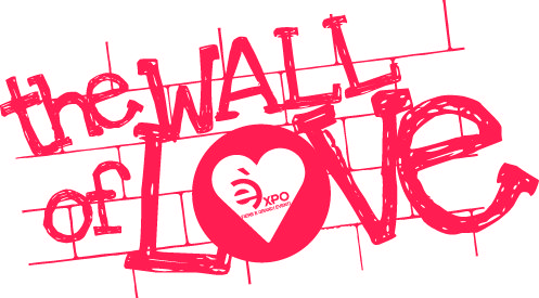 THE WALL OF LOVE /Sposi Magazine