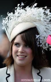Princess Eugenia of York. Daughter of Prince Andrew and Sara Ferguson.