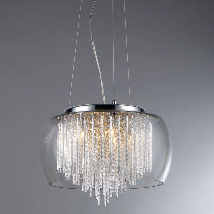 Warehouse of Tiffany Odysseus 5-Light Crystal Chandelier & 39 best Lighting images on Pinterest | Home depot Crystal ... azcodes.com