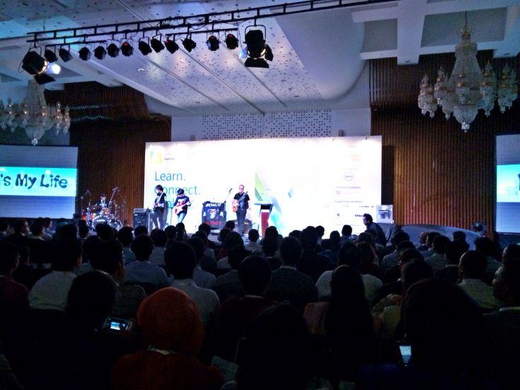 Opening Events  Autodesk University Extension Indonesia, Jakarta, 18 February 2014 Le Meridien Hotel