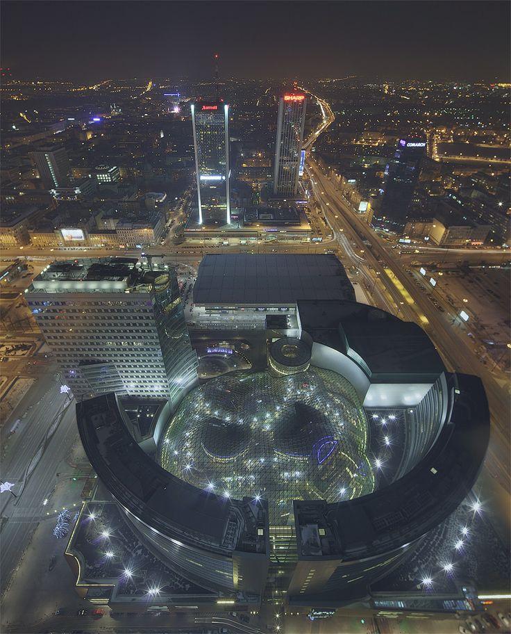 My beloved Warsaw. Niesamowite zdjęcia z Warszawy by QSQS | digart.pl