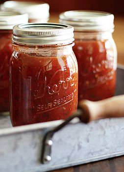 Everything you need to know about canning salsa here...