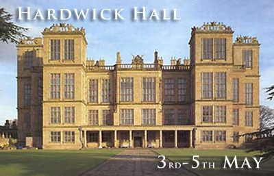 We love working with the team from The Great British Food Festivals and are proud to be once again supplying our Cookery Theatres & organising the demo schedule for their events. First up Hardwick Hall 3-5 May