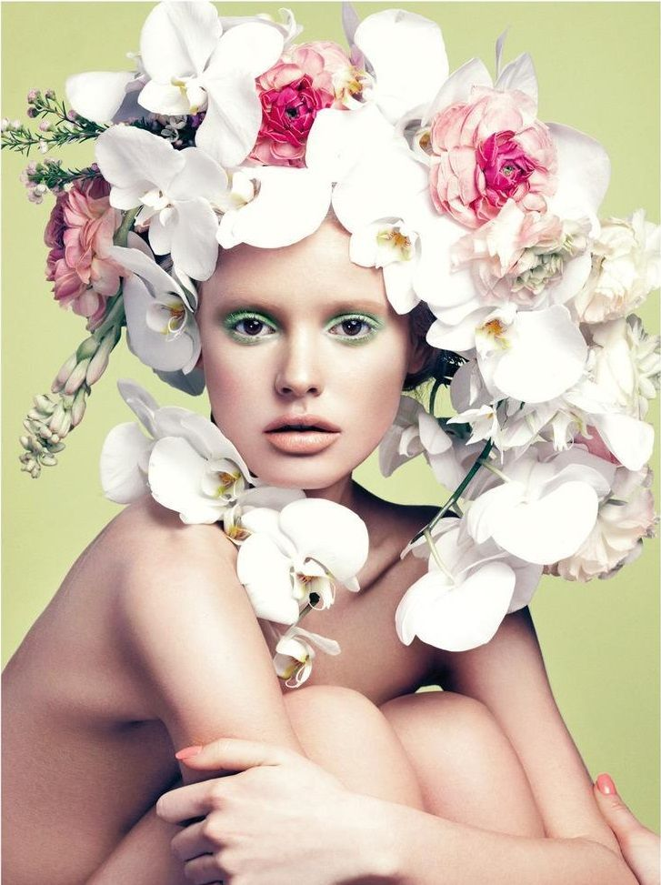 Beauty Inspiration: Spring Summer Makeup Trends 2014 - Be Modish http://quizans.com    Plzz like n share this page