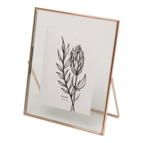 photo frame rose gold 13x18cm