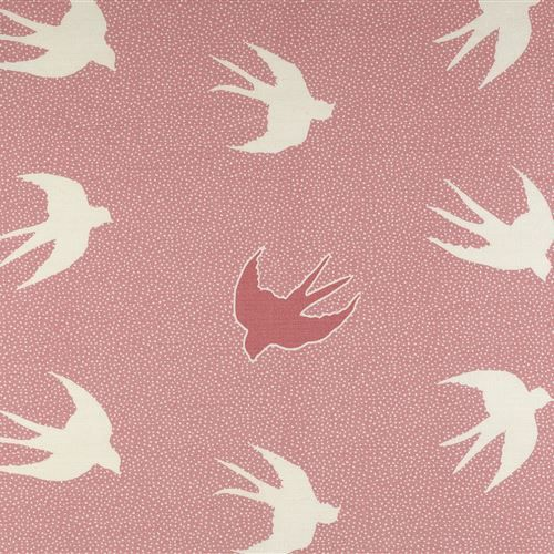 Swallow Dive - Sea Pink