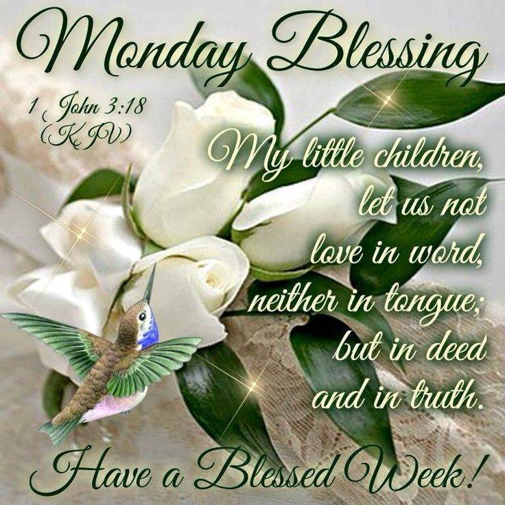 17 Best images about Days of the Week Blessings on ...  Weekly Blessings