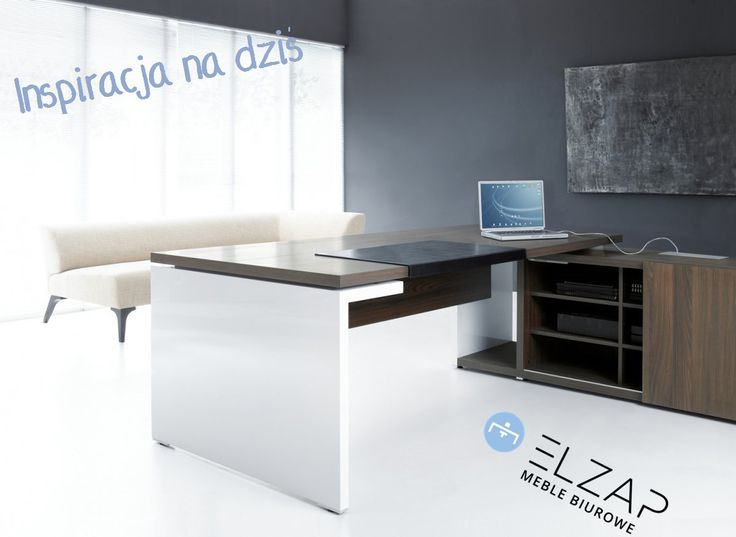 Czwartkowa inspiracja od Elzap! :) #elzap #meble #biuro #gabinet #dlaCiebie #design #furniture #office #inspiracja  Jeśli podoba Ci się kolekcja mebli gabinetowych Mito, zapraszamy na naszą stronę!  👇