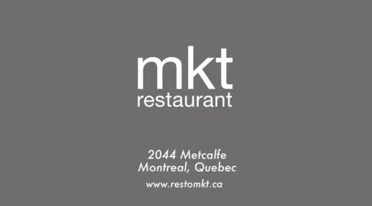 Restaurant mkt pour une expérience gastronomique italienne méditerranéenne au plein coeur du centre-ville de Montréal #Italian #mediterranean  #food #finedining #bestofmontreal