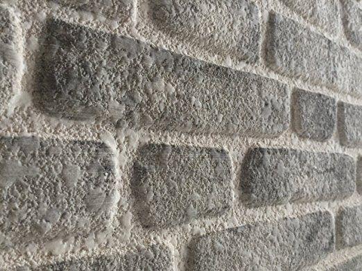 Wandverkleidung In Steinoptik Als Wandstein Für Ihre Wand I  Styroporpaneele/Wandpaneele Mit Richtiger Steinoberfläche 120cm