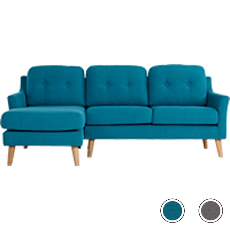 Rufus Left Corner Sofa, Rich Azure from Made.com. Teal. A relatively new design, Rufus quickly became one of our most popular sofas. So, we thought ..