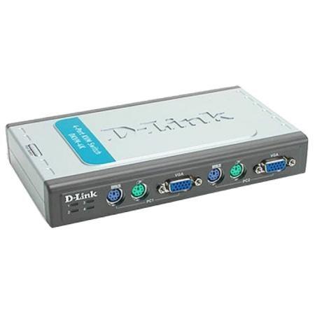 D-Link DKVM-4K  — 1892 руб. —  D-Link DKVM-4K - это 4-х портовый переключатель KVM с портами PS/2 и VGA, предназначенный для управления 4 компьютерами через один монитор, клавиатуру и мышь. Элегантный и компактный, DKVM-4K не будет загромождать рабочий стол. DKVM-4K готов к работе сразу после извлечения из коробки, не требует установки драйвера, подключения дополнительного источника питания или дополнительных аксессуаров и совместим со всеми операционными системами Windows®.  DKVM-4K удобен…