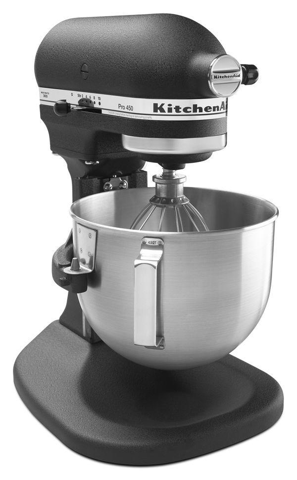 Pro 450 Series 4 5 Quart Bowl Lift Stand Mixer Kitchen Aid Mixer