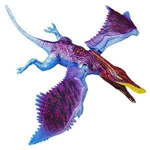 Amazon.com: Jurassic Park Jurassic World Growler Hybrid Pterminus Action Figure: Toys & Games