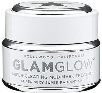 This stuff is seriously NO JOKE! Used on celebs… What it is: A scientifically advanced SUPER-MUD™ clearing treatment to target, prevent, and heal problem skin. What it does: This formula was clinically developed by GLAMGLOW® dermatological chemists to help fight all common skin concerns, including breakouts, discoloration, black and white heads, razor bumps and in-grown hair.