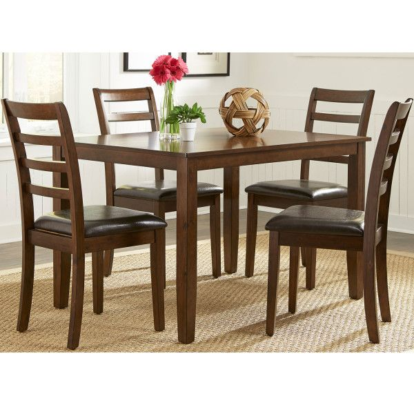 Liberty 32-CD-5RLS Bradshaw Dining Set | Hope Home Furnishings and Flooring