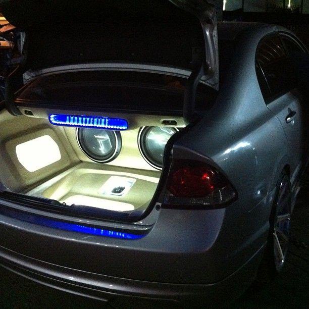 Car Audio Mobile Honda Civic Car Audio Custom Installs