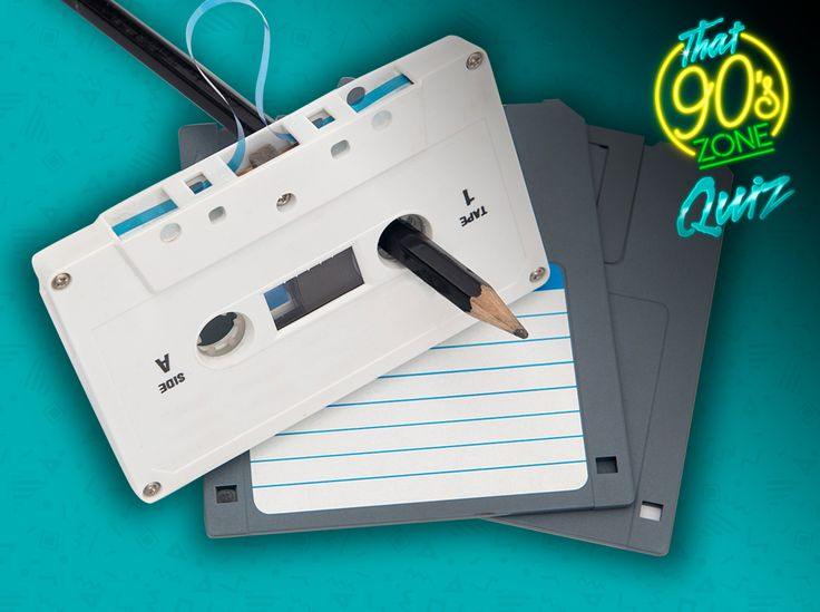"""If you remember using a pencil to fix a cassette tape and running out of space on floppy disks then you'll definitely have a head start with our 90's flashback quiz! Enter """"That 90's Zone Quiz"""" to stand a chance to win your share of R25,000 #YourDriveSince95"""
