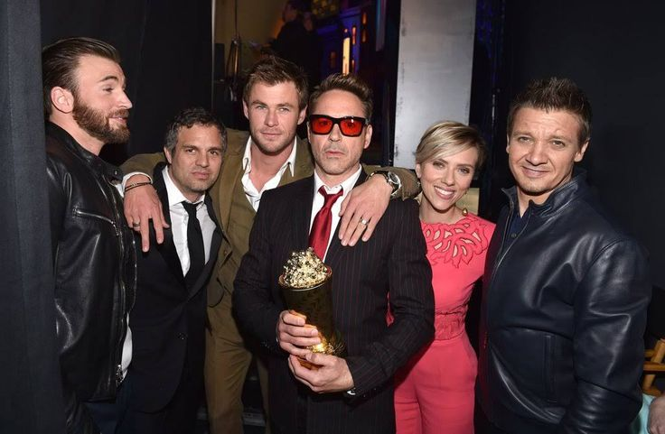 The 19 Best Pictures From the MTV Movie Awards