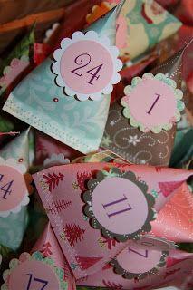 Noch ein schöner Adventskalender, über den sich vor allem die Mädchen freuen dürften. #Advent #Adventskalender #spottster