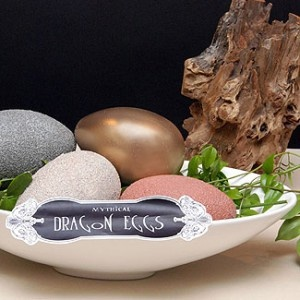 Eggs for Harry Potter party