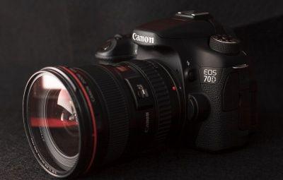 Location Appareil photo Reflex - Canon EOS 70D avec EF 24-70mm à Toulouse (31000)