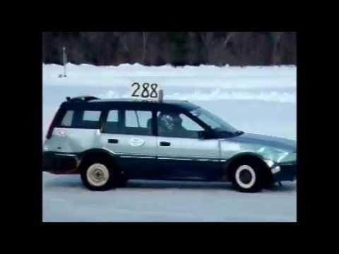2012 Ice Racing @ Minden - Ontario Feb.18  4WD & RWD Rubber 2 Ice