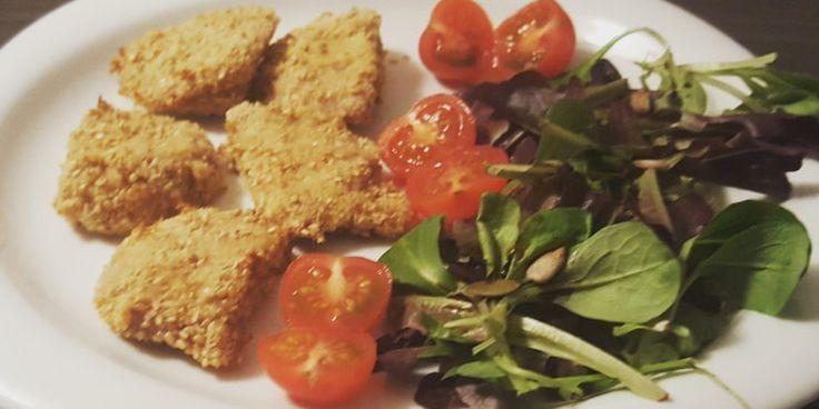 Nuggets de atún - Blog Cocina Fácil