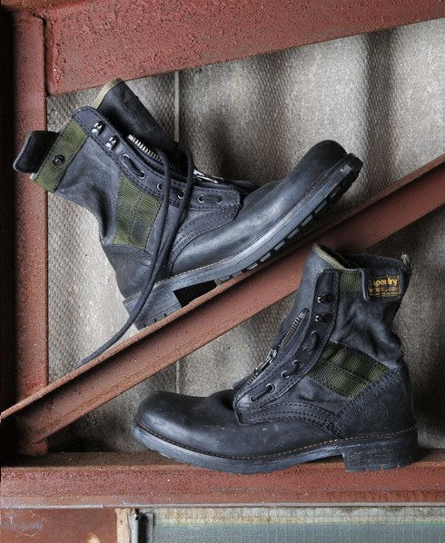 Superdry Boots (Japan)