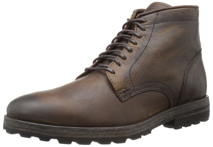 FRYE Men's William Combat Boot => Check out this great image  : Men's boots