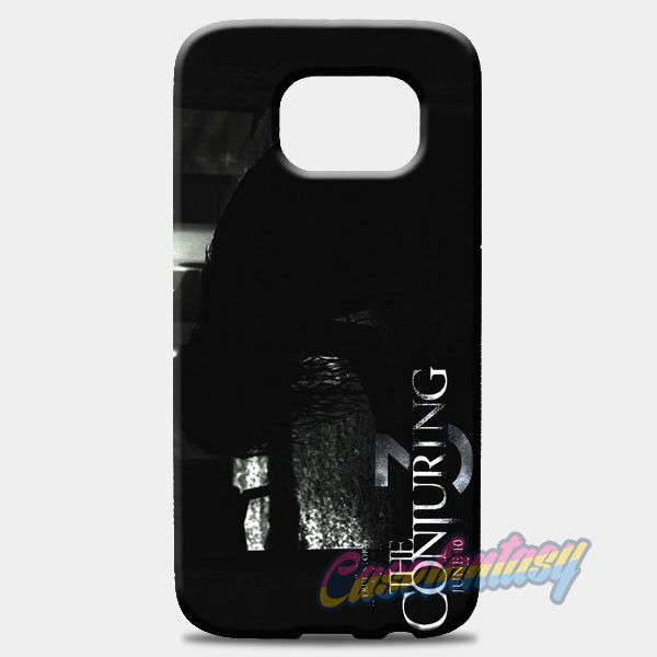 The Conjuring 2 Animatronic Annabelle Haunted Samsung Galaxy S8 Case | casefantasy