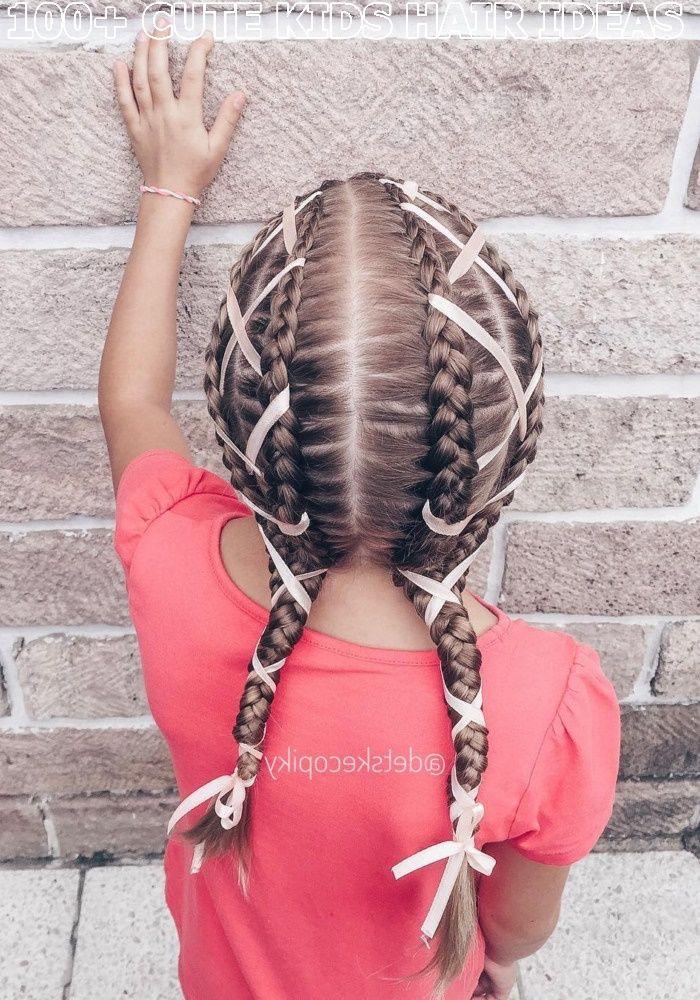 Best Braided Hair Ideas 2020 Braided Hair Styles For Kids