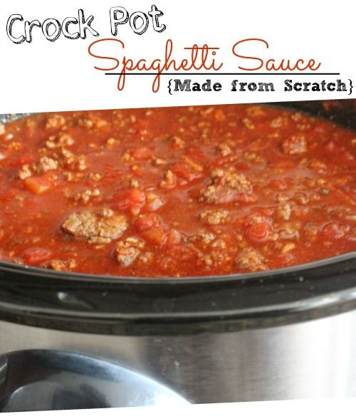 If you love to make Spaghetti at your house, check out this Homemade Spaghetti Sauce Recipe!