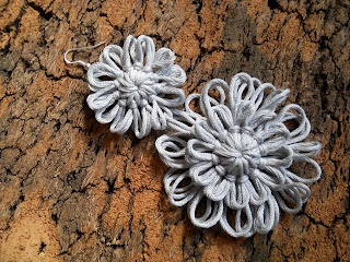 2flower earring