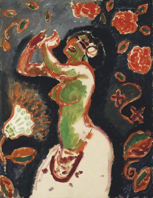 Kees Van Dongen - Island Girl