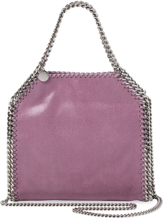 Stella McCartney Women s Falabella Shaggy Deer Mini Tote   Bags Baby ... f4b4082e05
