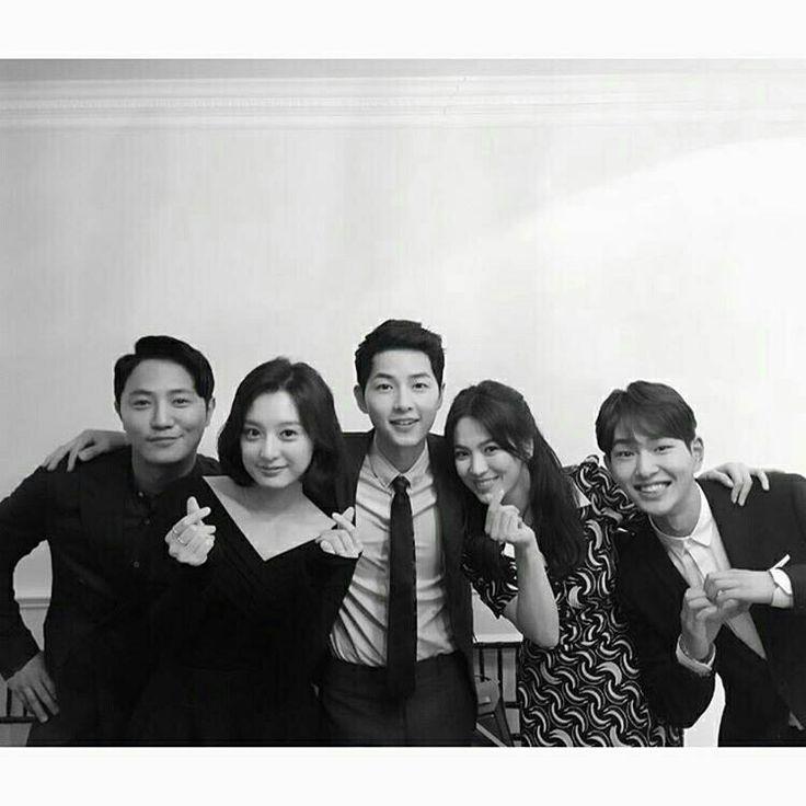 Song Joong Ki - Descendants Of The Sun 2016