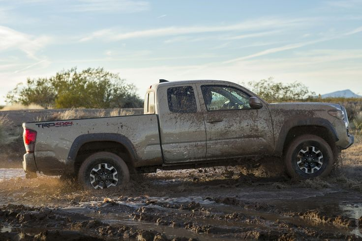 2016 Toyota Tacoma TRD Off-Road  #Segment_J #North_American_International_Auto_Show_2015 #Serial #Toyota #Japanese_brands #2016MY