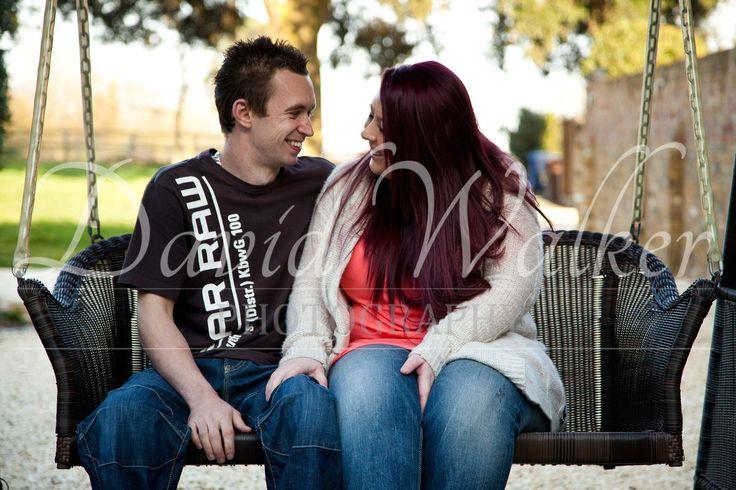 Engagement shoot. David Walker photography