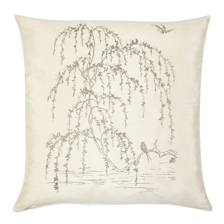 Weeping Willow Cushion