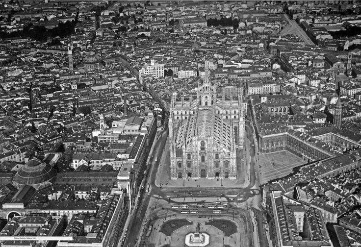 Piazza Duomo 1925