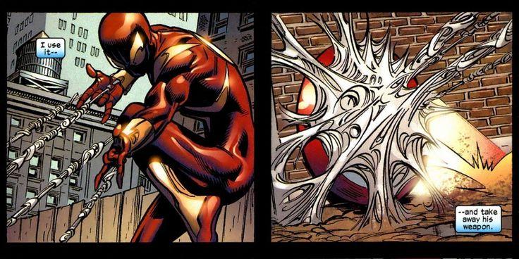 El momento más épico del último tráiler de 'Civil War' fue la presentación de Spider-Man arrebatando el escudo a un sorprendido Capitán América. Ese momento está sacado de las viñetas del cómic 'The Amazing Spider-Man: Civil War' ilustrado por Ron Garney.