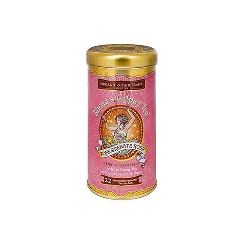 Zhena's Gypsy Tea Ultimate Organic Green Tea - Case of 6 - 22 Bags - Pack Of 6 V991-SPN-1218171