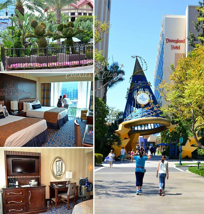 Hotels by Disneyland: Disneyland Hotel in Anaheim, CA Review #hotels #travel