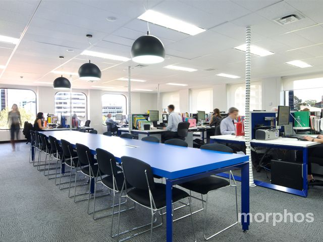 DDI by Morphos | Office Fitout | Commerical Interior Design